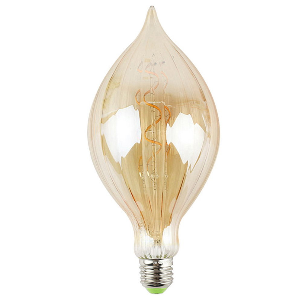 4W E27 Flame LED Edison Bulb 220-240V Home Light LED Filament Light Bulb