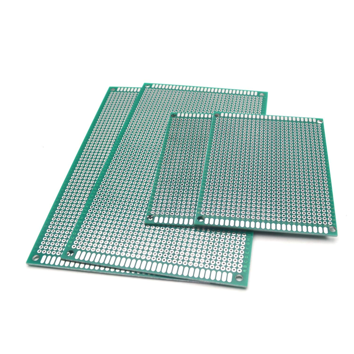 One-side Spray Tin Plate Universal Experiment Boards PCB Circuit Plate Hole Plate