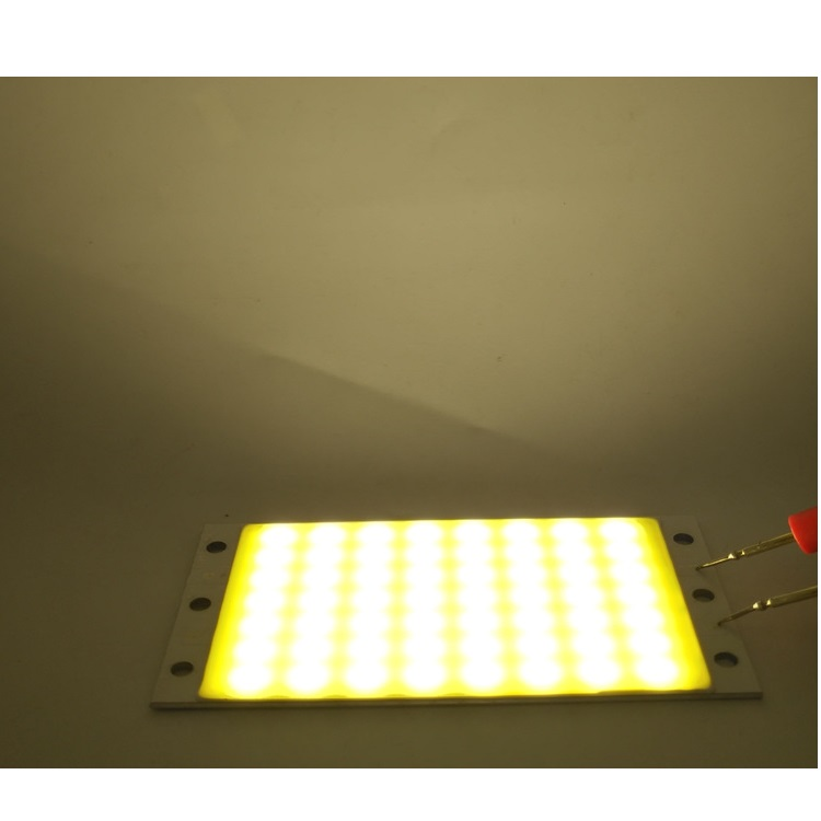 20W LED COB Light Module 94*50mm DC 12V Warm /Natural White