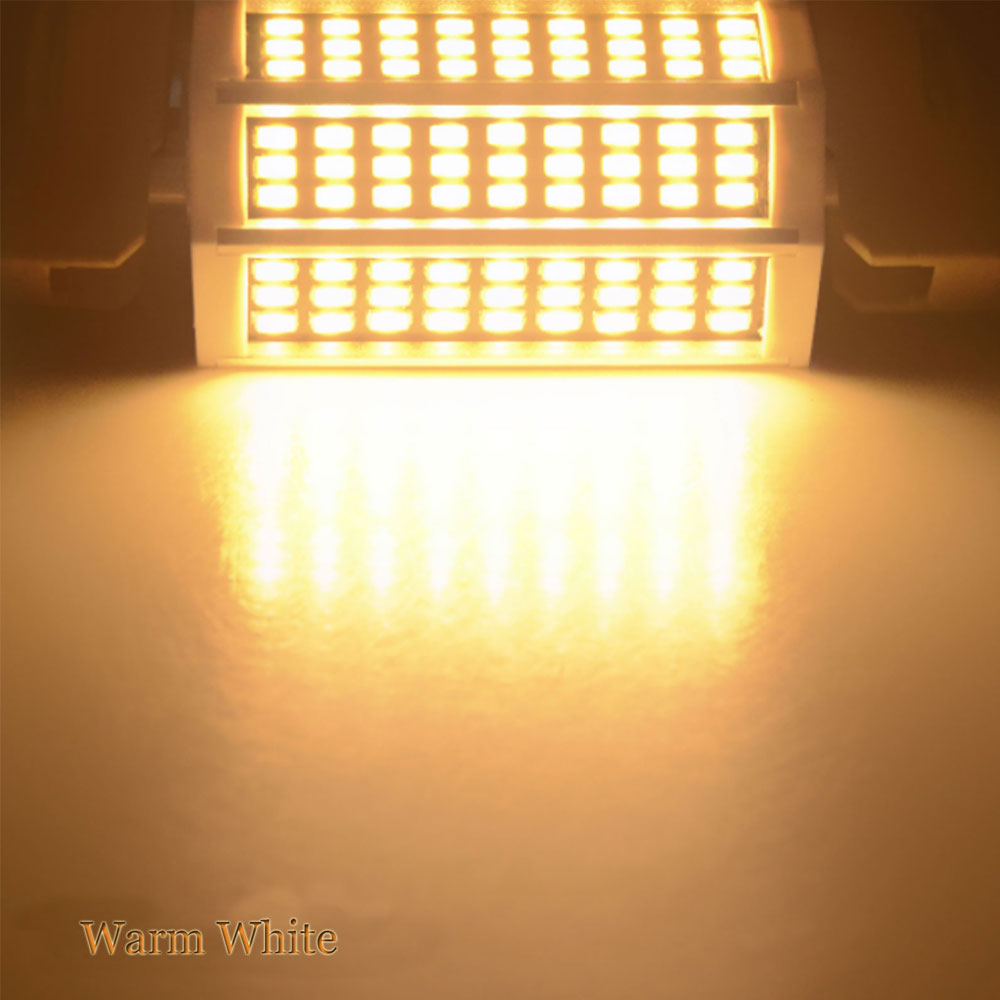 10W 20W 25W 30W R7S 5733 SMD LED Corn Bulb Lamp AC110V/220V LED Floodlight