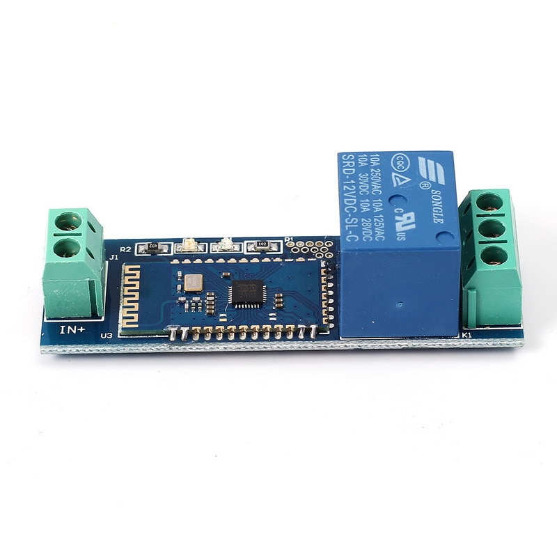 12V Bluetooth Relay Module Remote Control Switch Mobile Phone Bluetooth