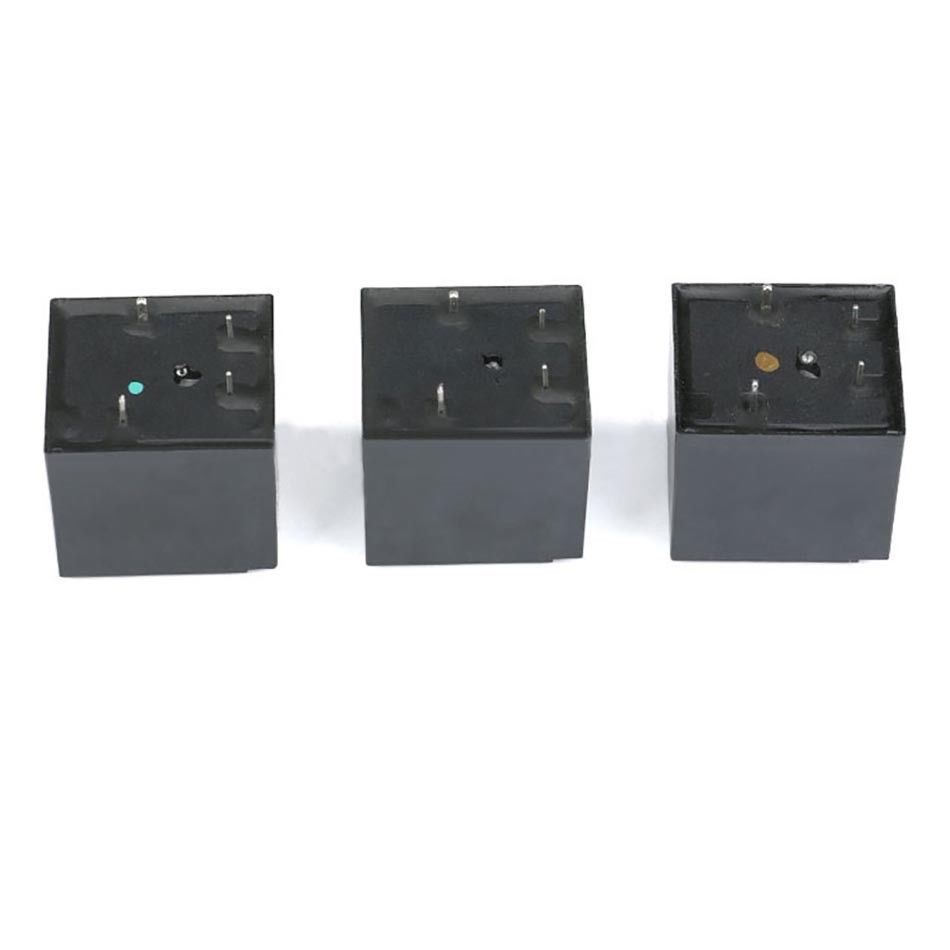 4-Pin Mini Power Relay SLC-05V 12V 24V 30A T91Relays PCB