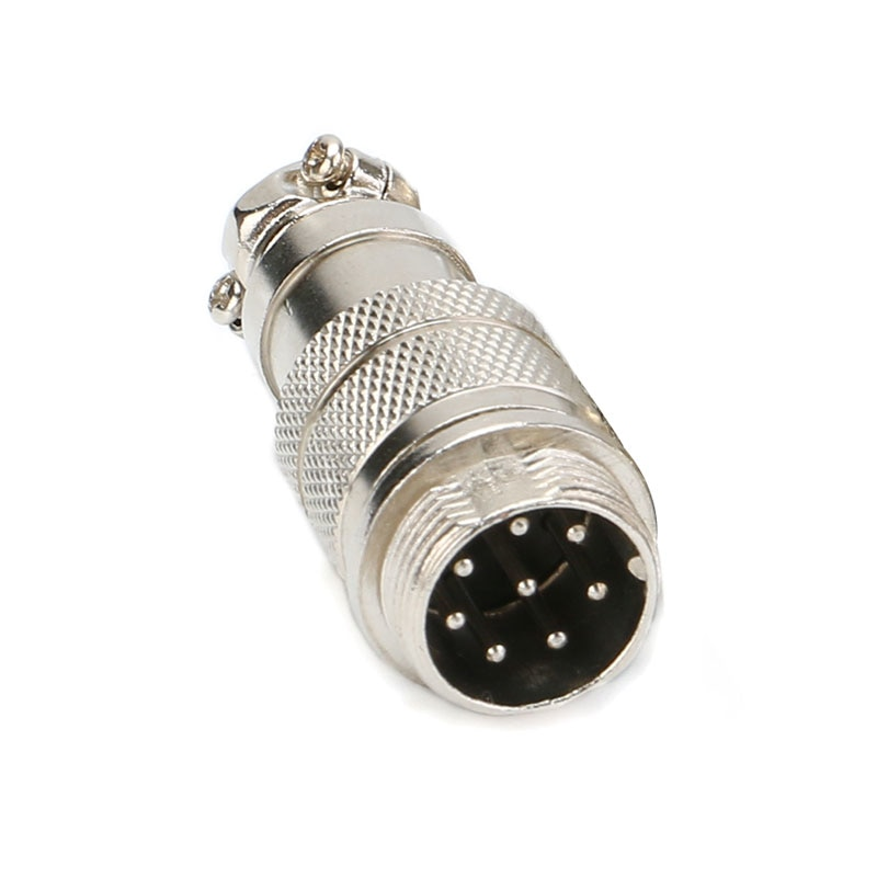 GX16-2/3/4/5/6/7/8 Aviation Plug Male And Female Pin Connector Circular Connectors Socket Plug