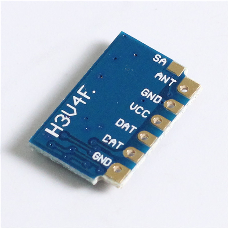 H3V3E/H3V4F 315/433MHz Wireless Receiver Module