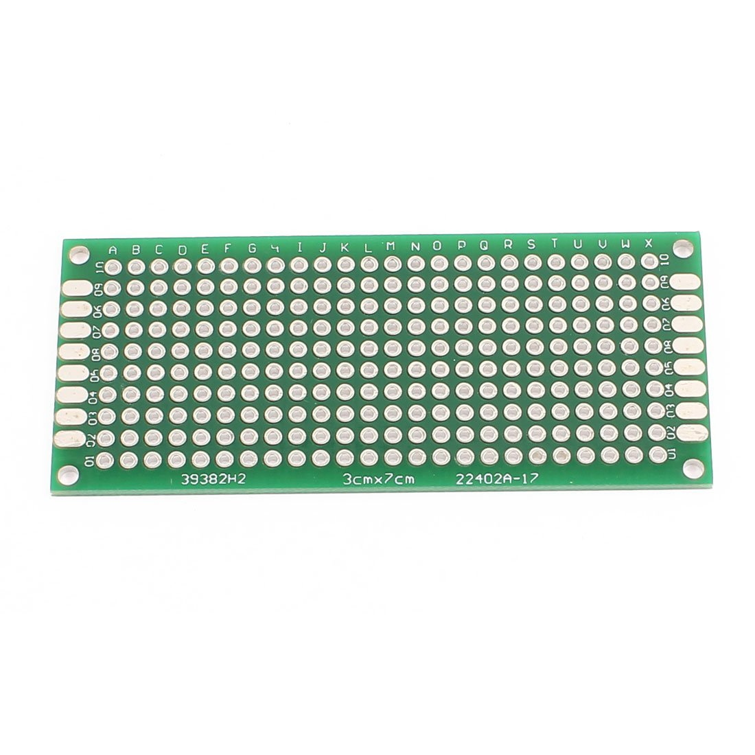 3*7cm Double Sided Tin Plated Universal Board Experimental Development Plate