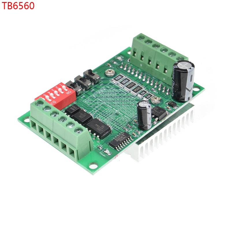TB6560 3A Stepper Motor Drives Single AxisController 10 Files