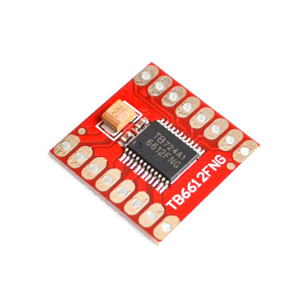 TB6612FNG Dual Motor-Driver 1A for Arduino  Better than L298N