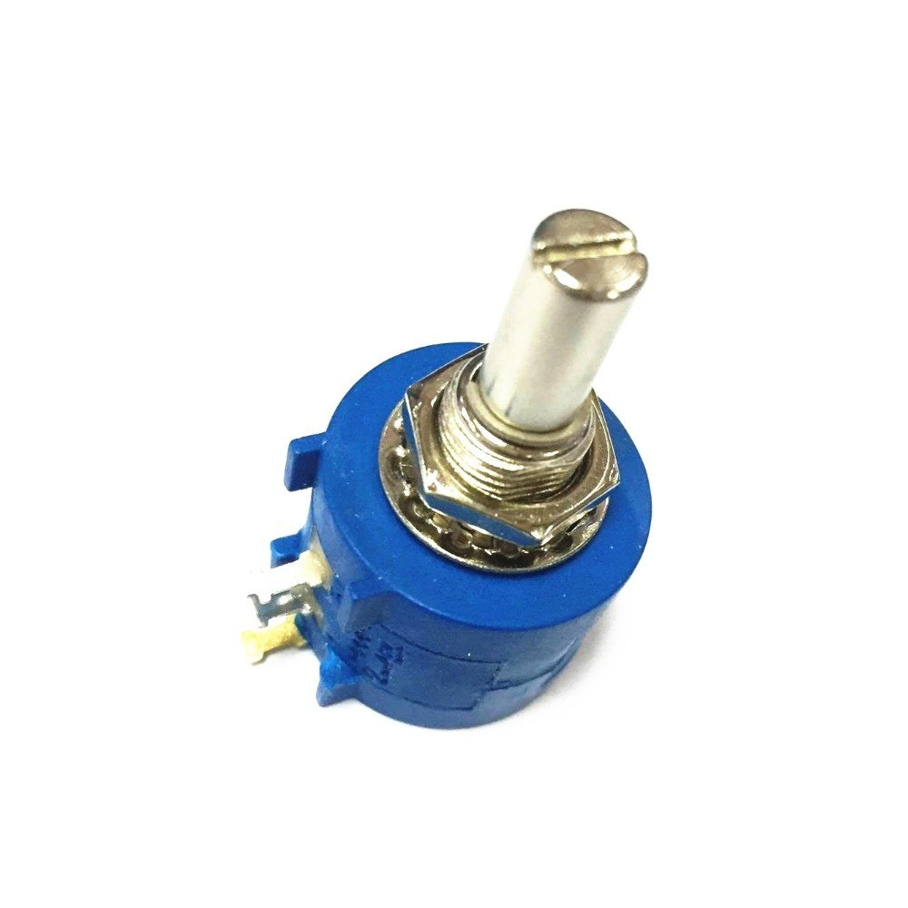 3590S-2 Rotary Wirewound Precision Potentiometer