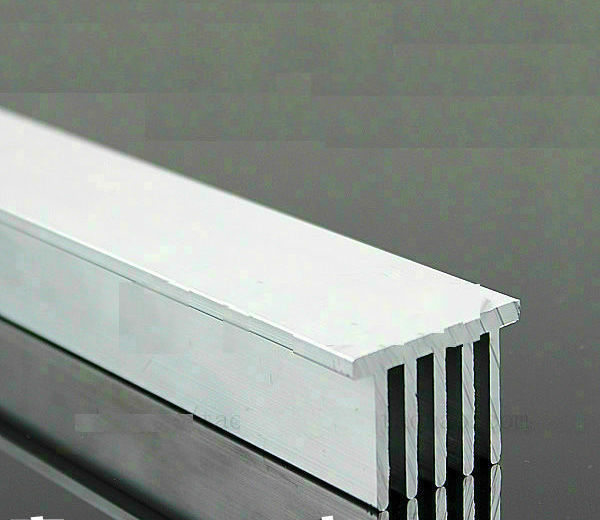 38*30mm Rectangular Aluminum Heatsink Comb Type