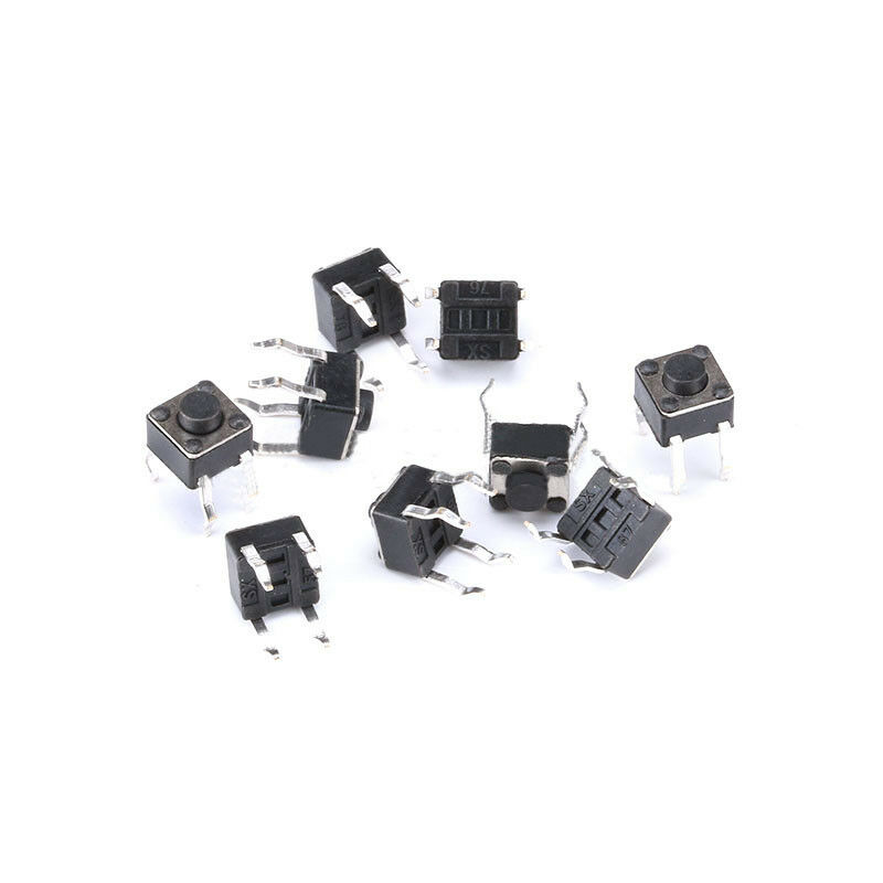 4.5*4.5*3.8/5mm DIP Microswitch Travel Limit Switch Keyboard Button Switch