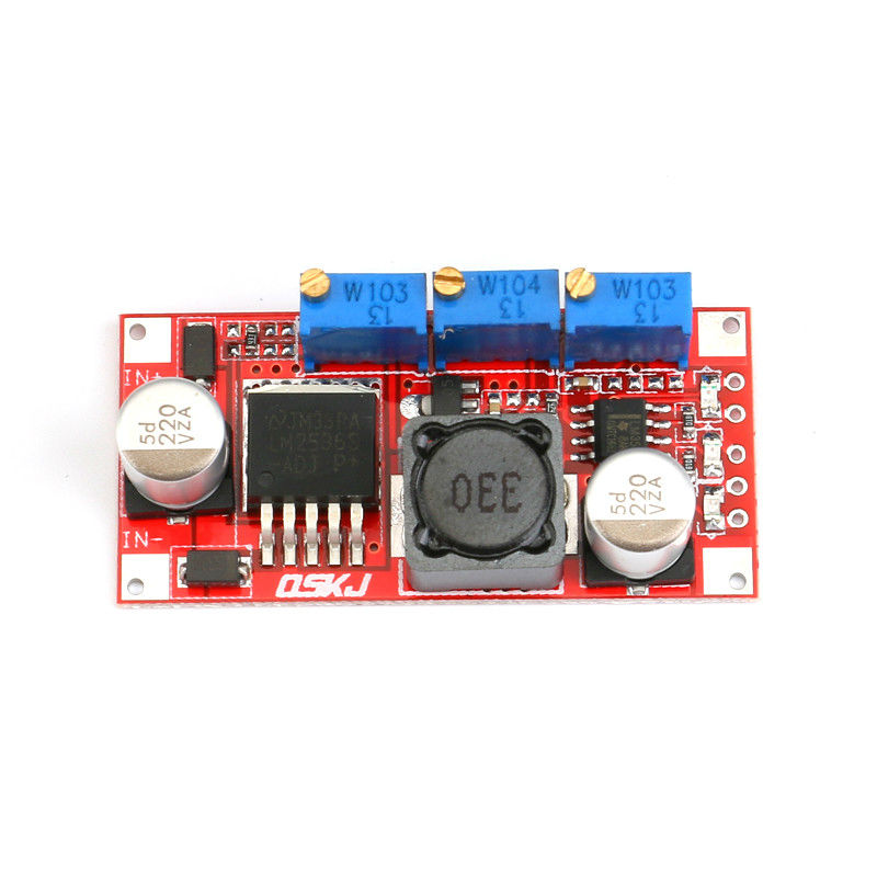 LM2596 DC-DC Step Down Power Supply Module / LED Driver Battery Charger Adjustable LM2596S Constant Current Voltage