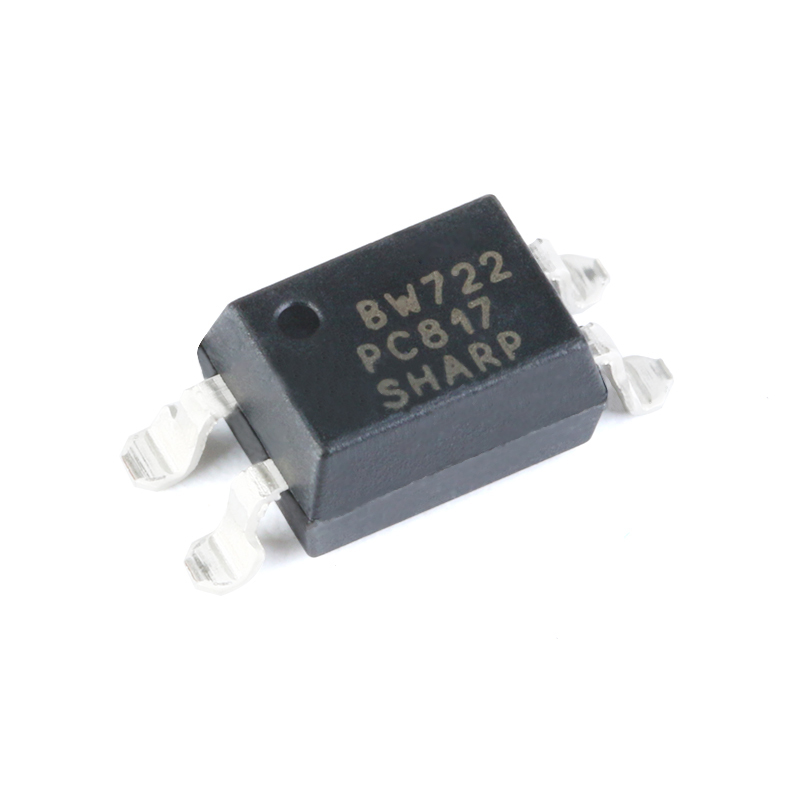 SHARP PC817 A/B/C/D SOP-4 PC817XNCSP9F Optocouplers
