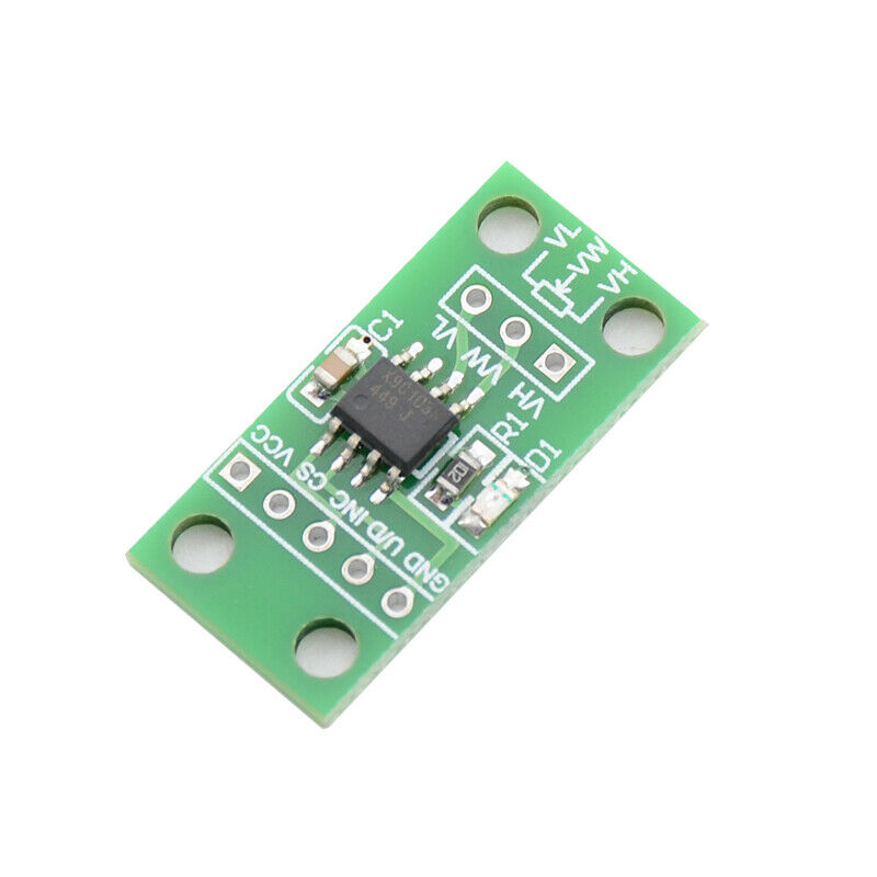X9C103S B45 Digital Potentiometer Module for Arduino