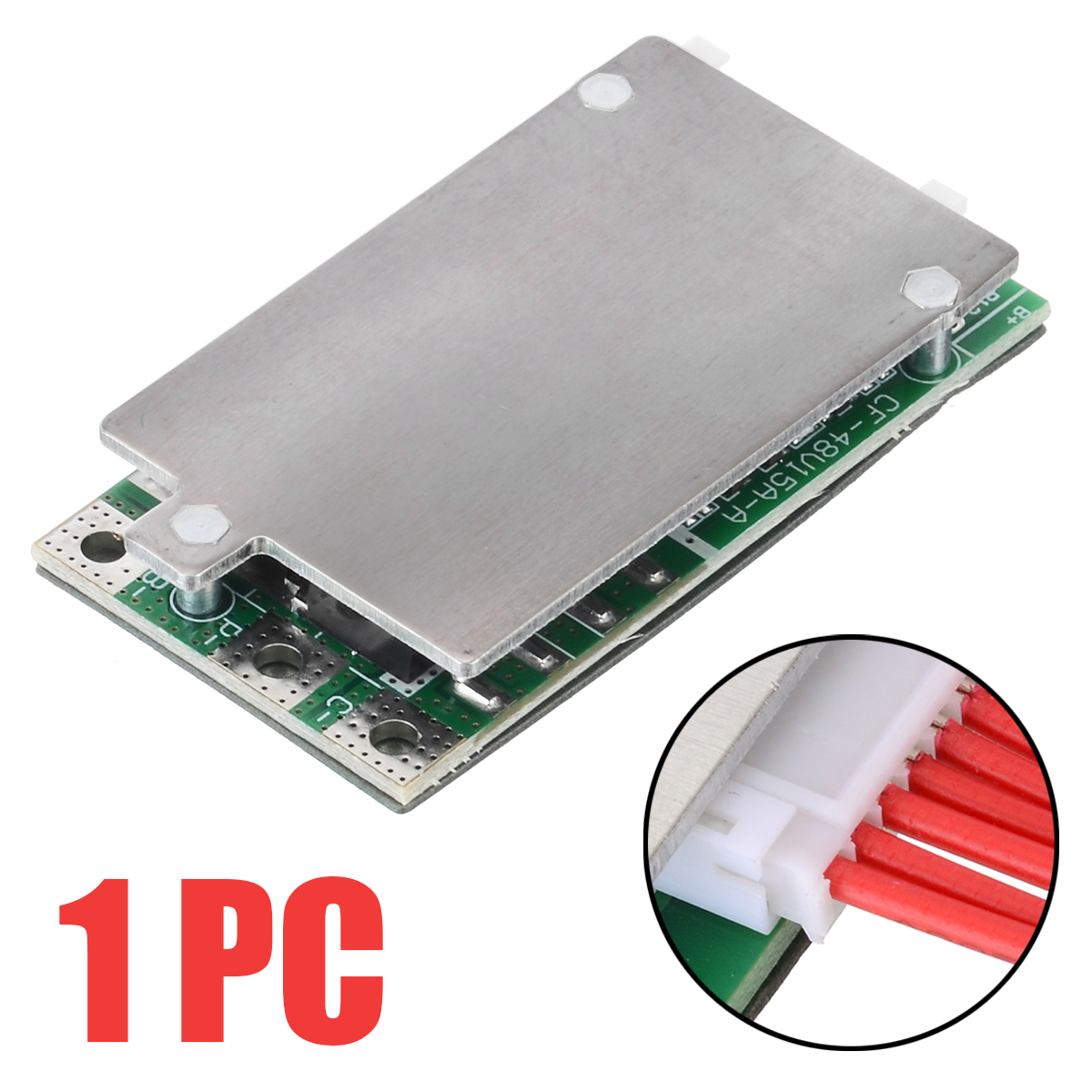 10S 36V 37V 15A Li-ion Lithium Battery BMS PCB PCM Power Protection Board For Electric Bicycle