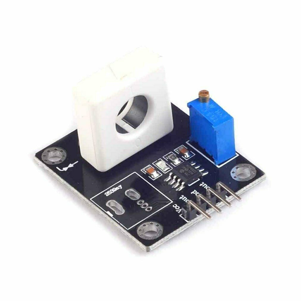 A25 WCS1800 Hall Current Sensor Module 35A Overcurrent Protection Module