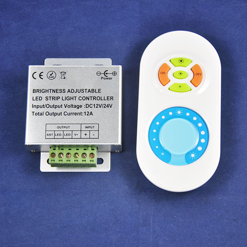 DC12V-24V 433MHz Brightness Adjustable controller