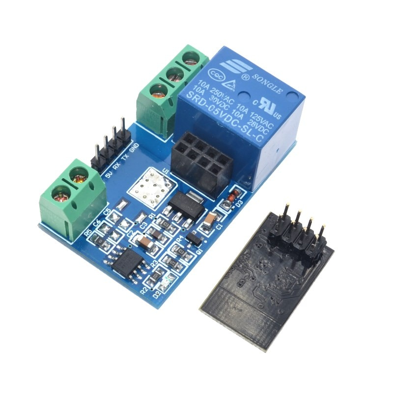ESP8266 WiFi Relay Module 5V Smart Home Remote Control Switch