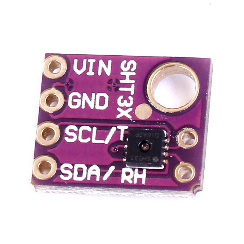 GY-SHT31-D Digital Temperature and Humidity Sensor Module