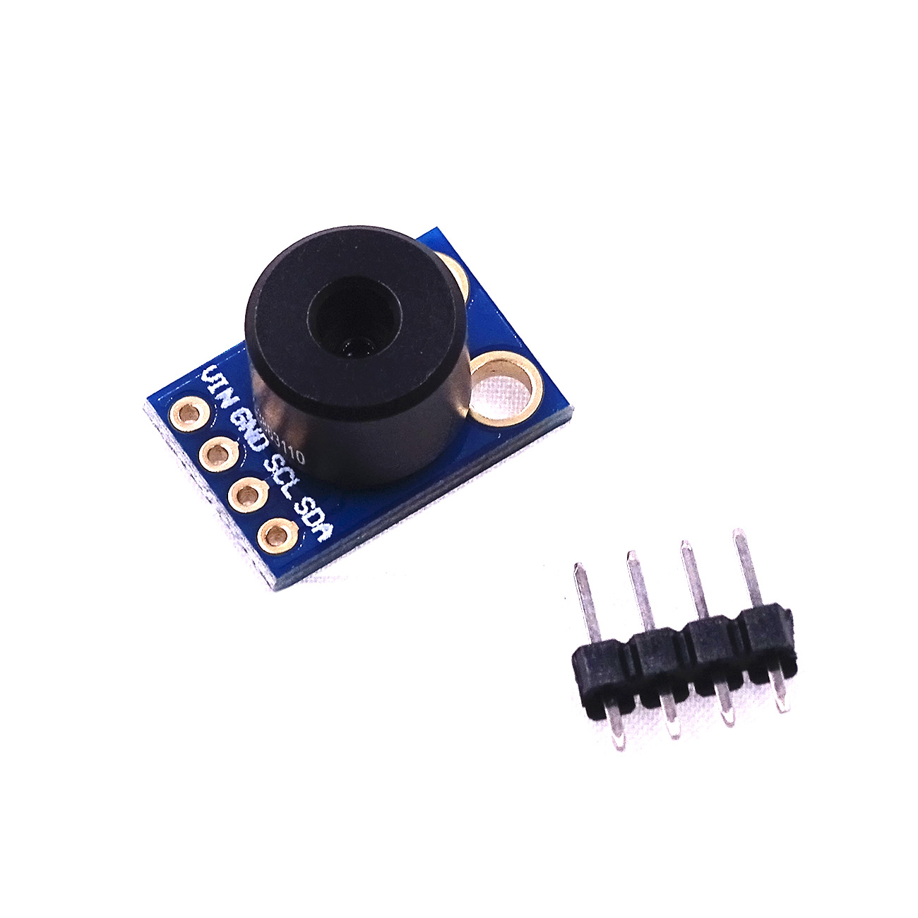 GY-MLX90614-DCI IIC Long Distance Infrared Temperature Sensor Module Small Angle