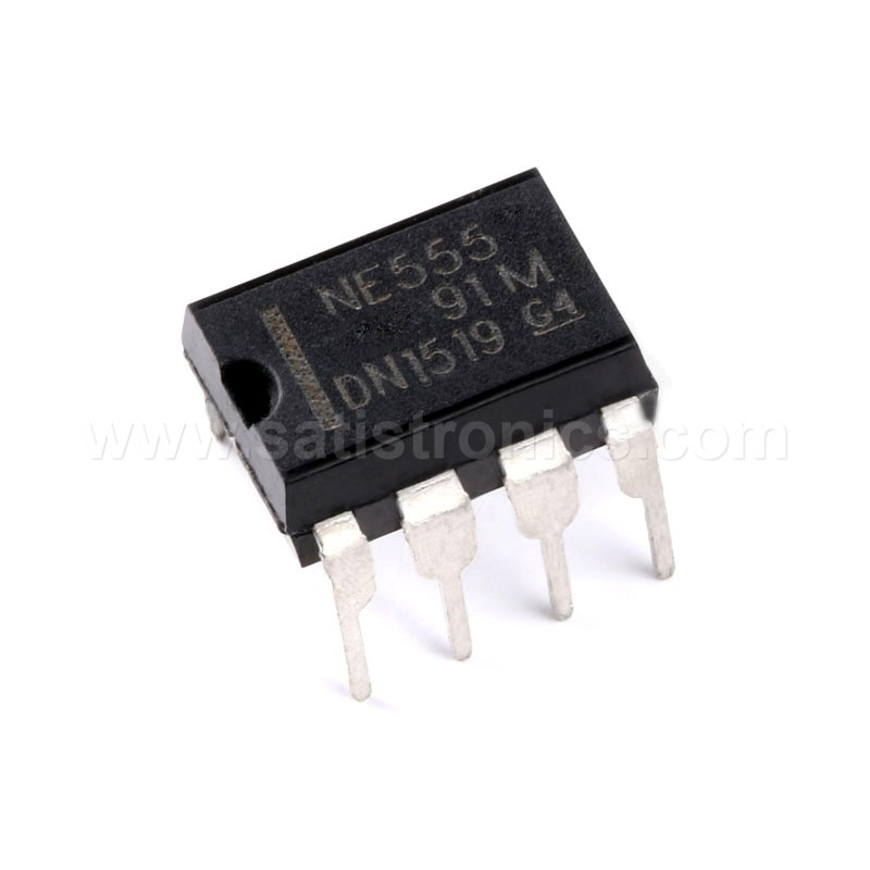 NE555 DIP-8 High Precision Oscillator Timer IC Timer Chip
