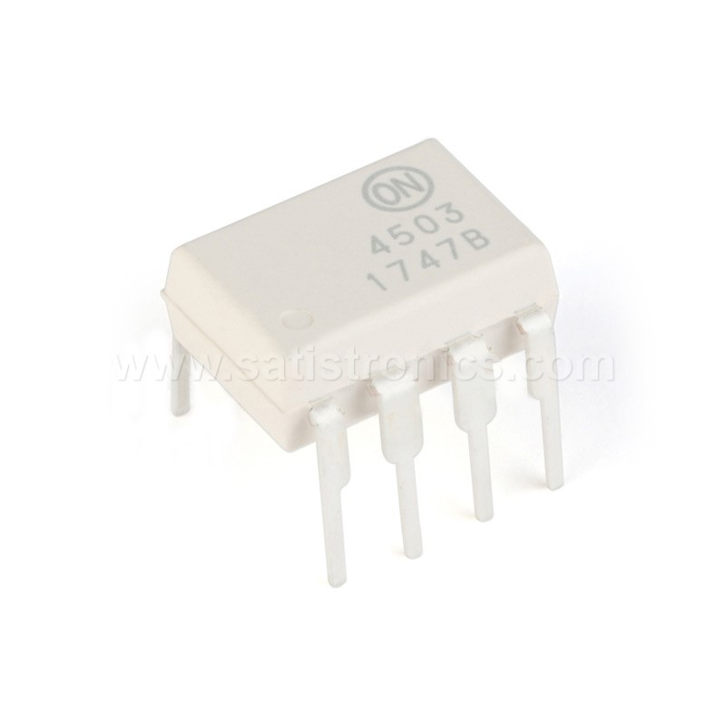 ON HCPL4503M DIP-8 Optocouplers Channels1 Out transistor