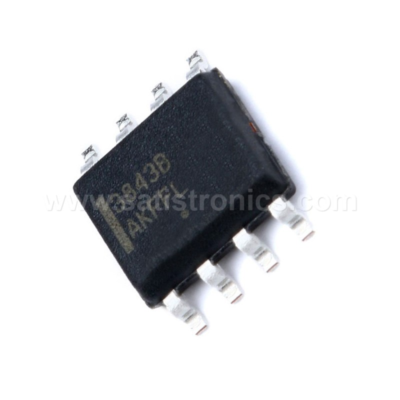 ON UC3843BD1R2G SOIC-8 Controller Switching Power Chip