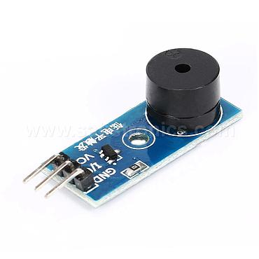 Passive Buzzer Module 5V Low Level Trigger
