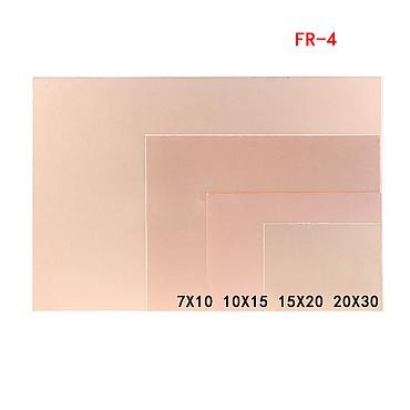 Pcb Board FR-4 Universal Experiment Board Single-sided Fiberglass Clad