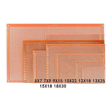 Prototype Paper Copper PCB Universal Experiment Matrix Circuit Board