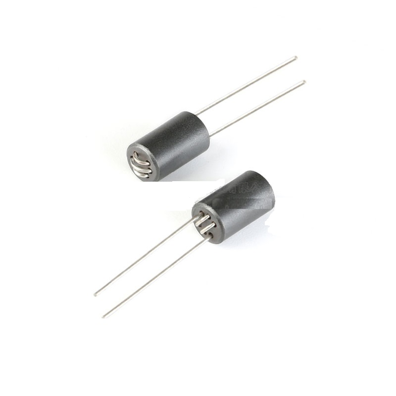 R6H 6*10mm Inductor Magnetic Beads 3T 6 Hole  Nickel Zinc Ferrite Anti-interference