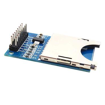 Reading and Writing Module /SD Card Module Slot Socket Reader ARM MCU for arduino