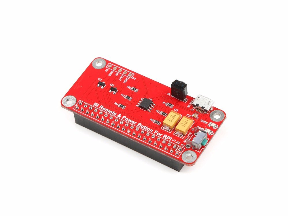 Remote power switch module Button for Raspberry pi3 / B type