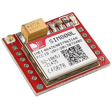 SIM800L GPRS GSM Breakout Module TTL Serial Port With Micro Sim Card for Arduino