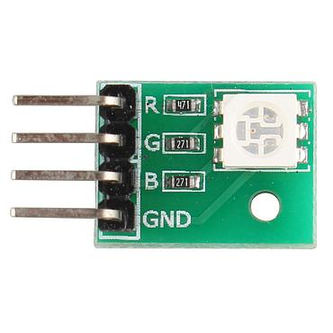 SMD 5050-SMD RGB 3-Color LED Module