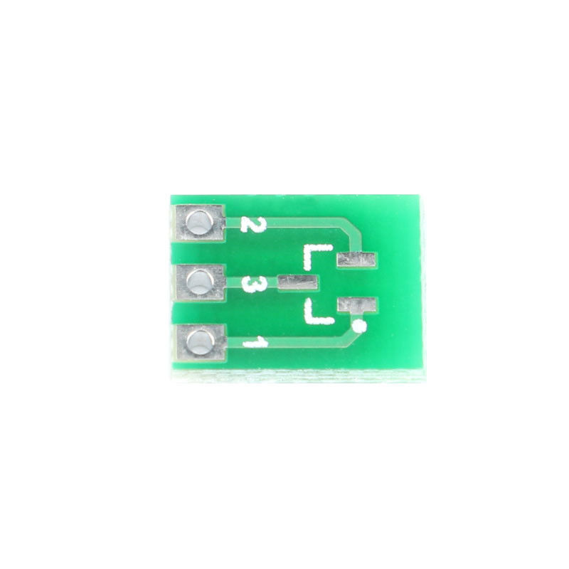 SOT23-3 Turn SIP3 SMD Turn To DIP Adapter Converter Plate SOT SIP IC Socket PCB Board
