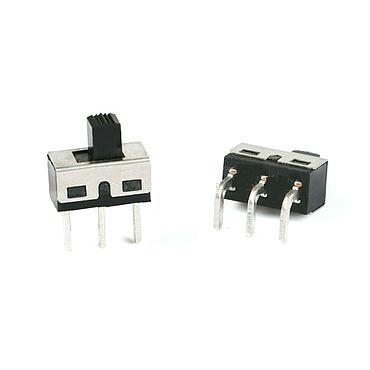 SS12D06/SS12D10 Toggle Switch 2 Gear 3P Straight/Curved Pin