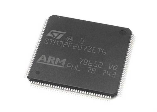 ST Chip STM32F207ZET6 LQFP144 Microcontroller ARM-based 32-bit MCU
