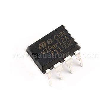 ST VIPer12A DIP-8 Switching Power Voltage Regulator