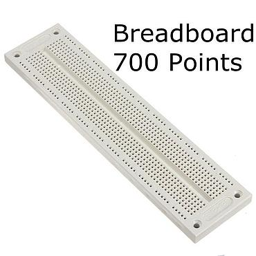 SYB-120 700 Position Point Solderless PCB Breadboard Protoboard 178mm*45mm