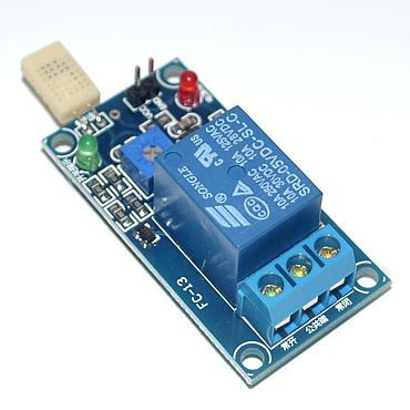 T9 DC5V Humidity Sensitive Switch Controller Relay Module