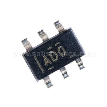 TI ADS1100A0IDBVR Self Calibrating 16-Bit Analog To Digital IC