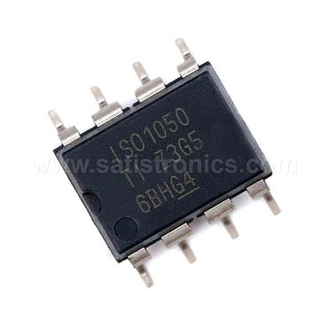 TI ISO1050DUBR SMD-8 CAN Bus Transceiver Isolated 5V