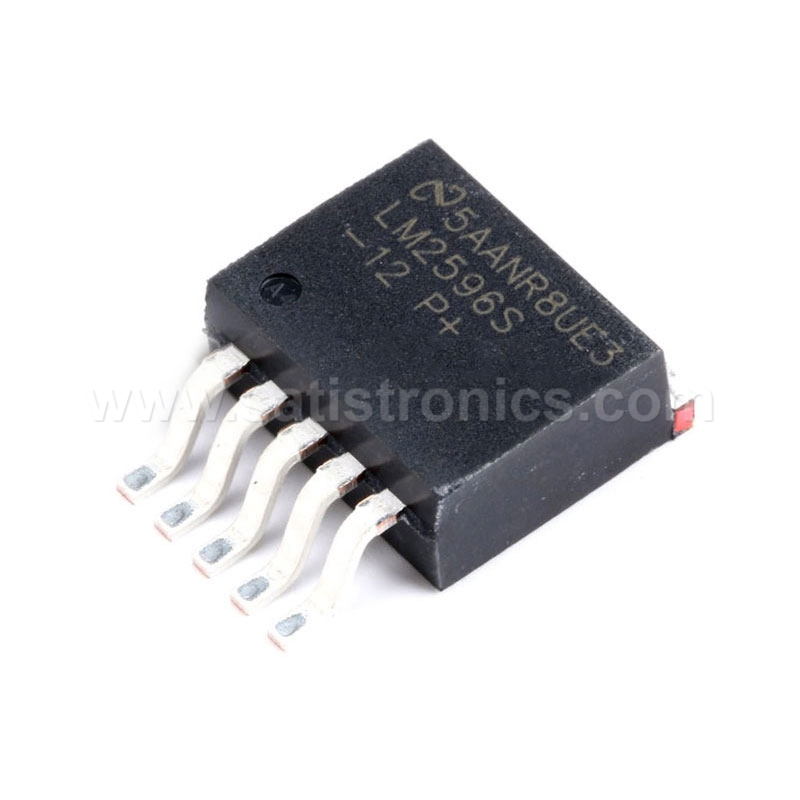 TI LM2596S-12 TO-263 Switch Voltage Regulator 3A 12V