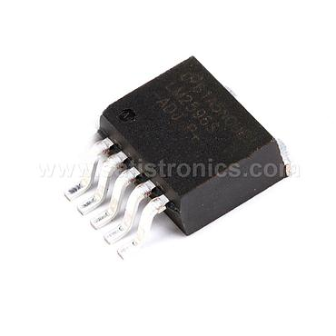 TI LM2596S-ADJ TO-263 Switch Converter 3A