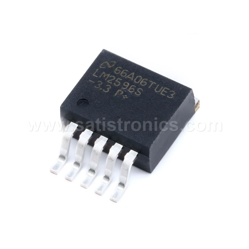 TI LM2596SX-3.3 TO-263-5 Switch Voltage Regulator