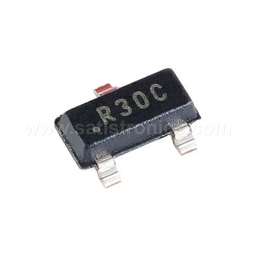 TI REF3025AIDBZR SOT-23  Voltage Reference 2.5V Output 50ppm/℃