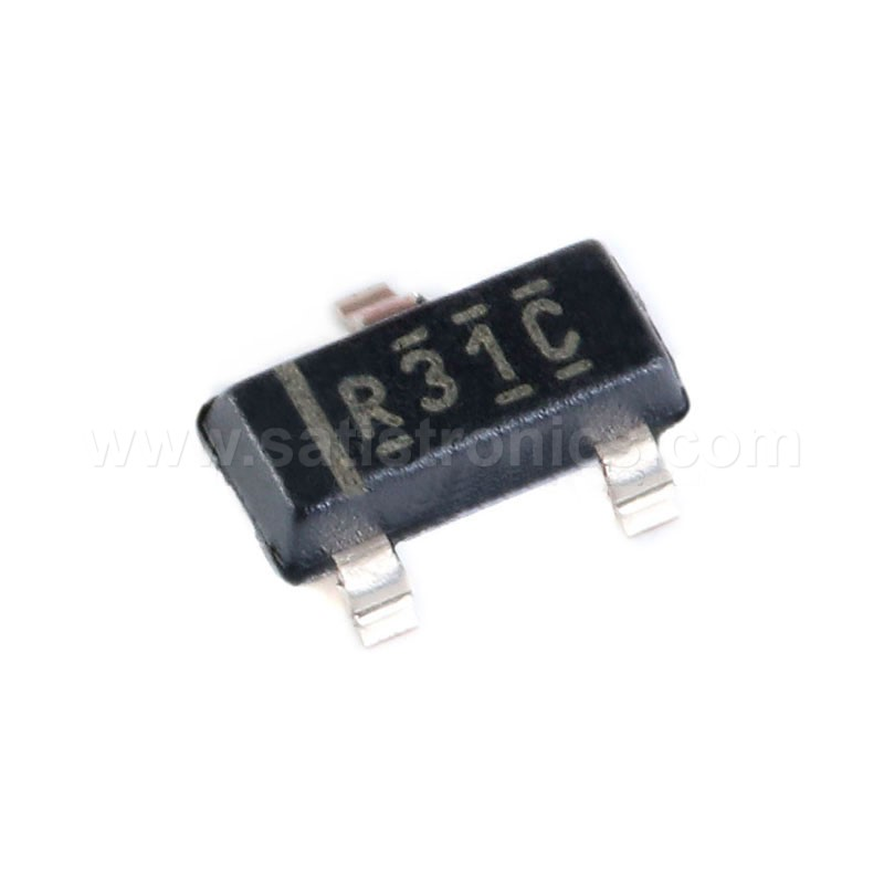 TI REF3125AIDBZR SOT-23 Voltage Reference 20ppm/℃ 100uA