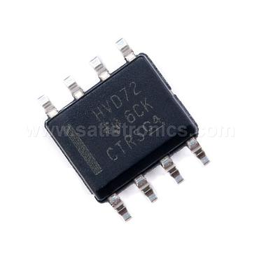 TI SN65HVD72DR SOIC-8 Chip RS422 / RS485 Transceiver