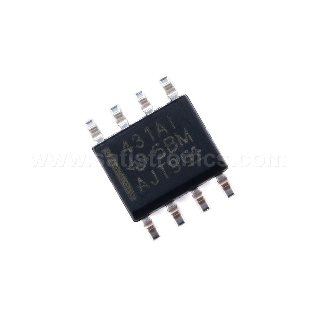 TI TL431AIDR SOIC-8  Voltage Reference
