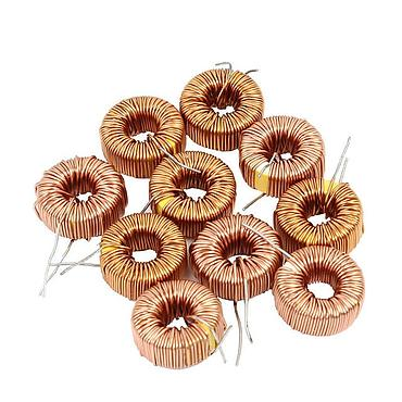 Toroid Core Inductors 3A Winding Magnetic Inductance